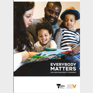 Everybody Matters Inclusion and Equity Statement (2019)